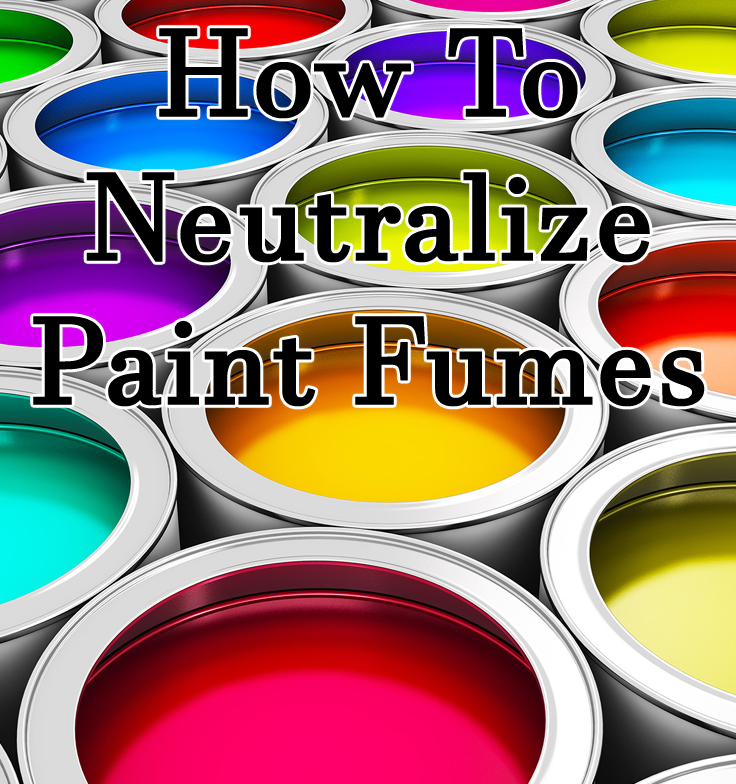 AirCare Neutralizes Paint Odor