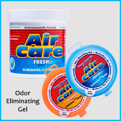 AirCare Odor Eliminating Gel Trial Pack